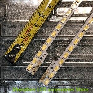 Image 5 - 510mm LED Rétro Éclairage Lampe bande 72leds Pour Samsung 46 pouces LCD TV UA46D5000PR 2011SVS46 5K6K H1B 1CH BN64 01644A 2 pièces 100% NOUVEAU
