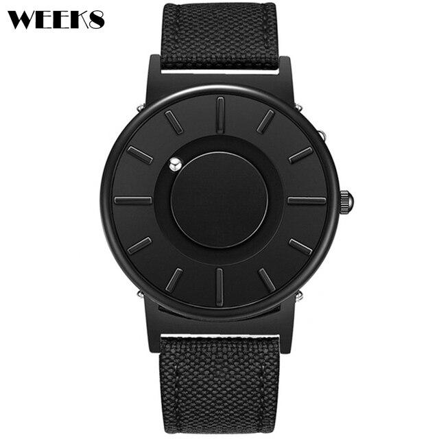 Мужские часы с магнитными бусинами Eutour