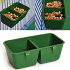 2 in 1 Parrot Food W...