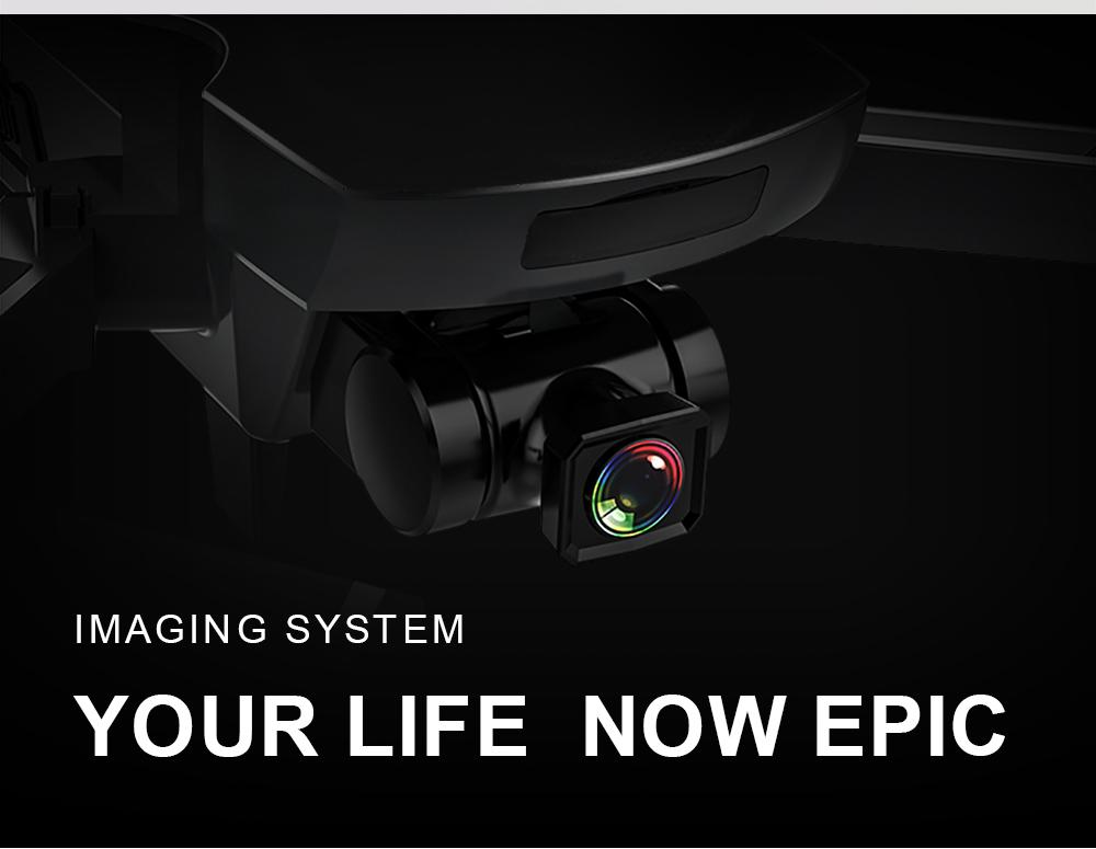 Drone GPS 4K 1080P Cámara Me sigue Quadcopter 5