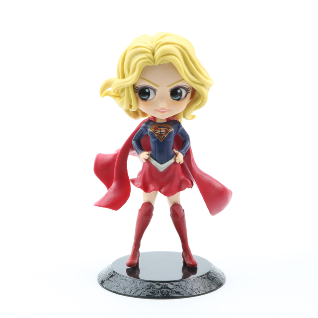 15cm Super Heroes Action Figure Toys Wonder Cat Wonder Woman PVC Anime Figure Heroine Girl Collectible Model Toy Gift