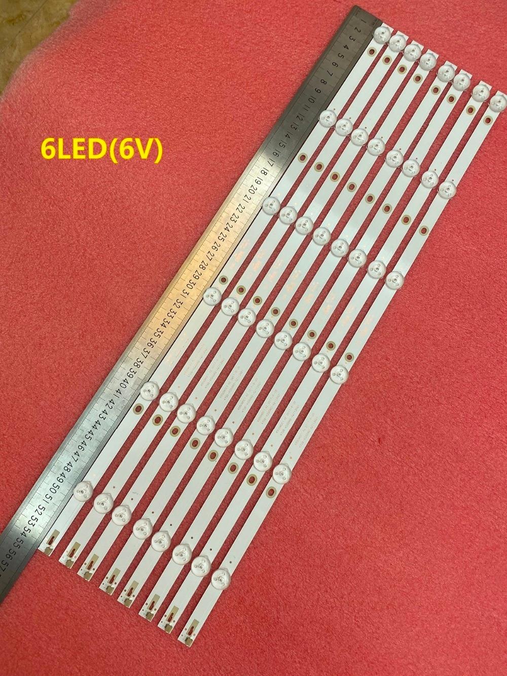tira retroiluminação LED para 55PUF6092 K550WDC1 A2