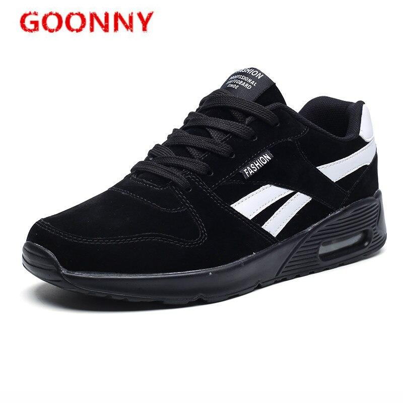 Shoes Men Air Cushion Shoes Running Shoes For Men Sport Shoes Outdoor Comfortable Casual Sneakers Walking Shoe Zapatillas Hombre