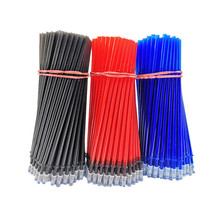 Refills Erasable-Gel-Pen Pen-Replacement Stationery-Supply Black-Ink Blue Red Nib Needle-Style