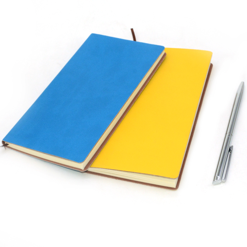 Faux Leather Planner Paper Notebook Weekly Daily Memos Agenda 2020 Bullet Journal Sketchbook Libreta Notepad Notebooks