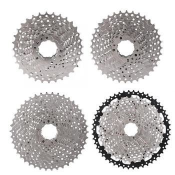 Bike Freewheel Ultralight 9/10/11/12 Speed 32/36/42/46T Road Bike Moutain Bicycle Freewheel Cassette Sprocket Bicycle Parts new image