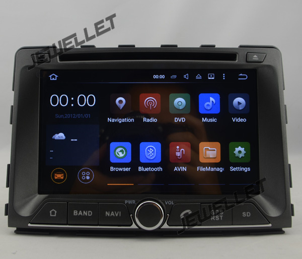 Octa Core IPS Screen  Android 9.0 Car DVD GPS Radio Navigation For Ssangyong Rodius Micro Stavic 2014-2016 With 4G/Wifi DVR