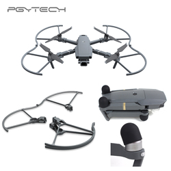 4PCS PGYTECH 8743F Propeller Protector Motor Cover for DJI Mavic 2 Pro Zoom Drone Protection Bumper Quick Release Wing Guard