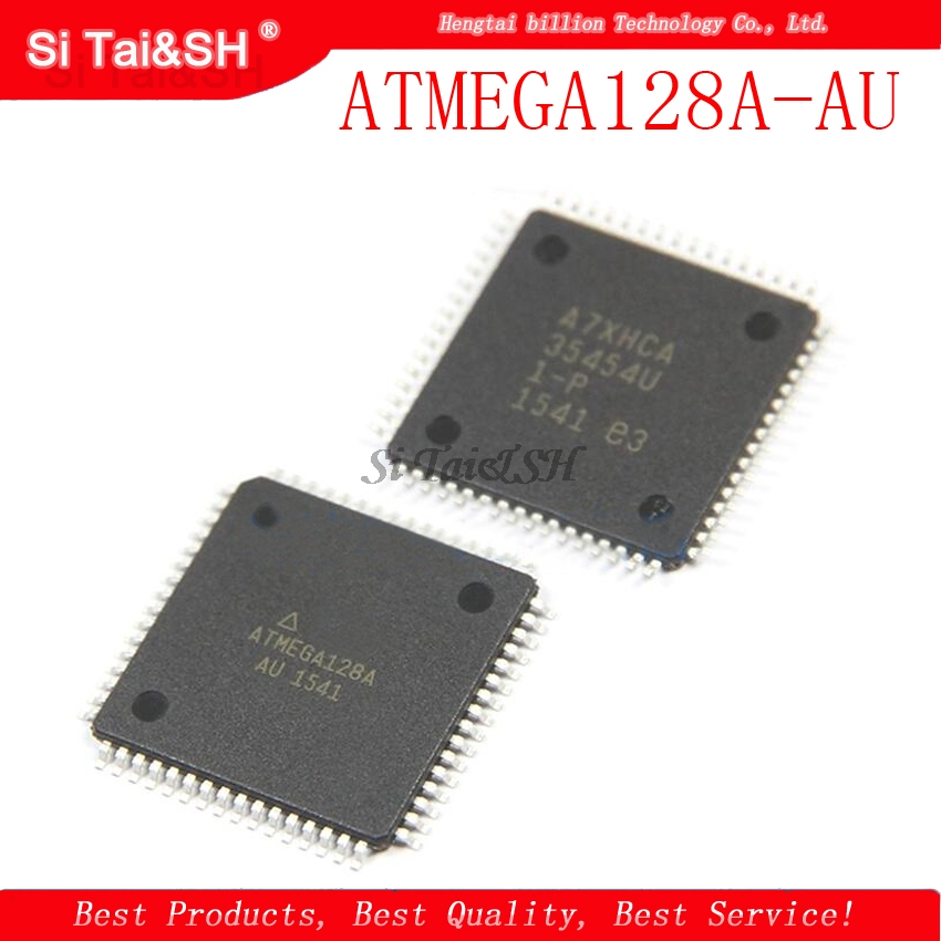 1pcs/lot ATMEGA128A-AU ATMEGA128L-8AU ATMEGA128-16AU TQFP64