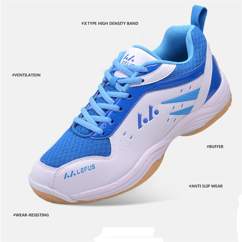 2019 nouvelles chaussures de Badminton légères hommes respirant hommes baskets de Tennis professionnelles femmes étudiant Fitness formation Mach chaussures femme