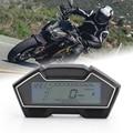Универсальный мотоциклетный измеритель скорости оборотов в минуту  измеритель скорости топлива 199 км/ч  самодельный одометр