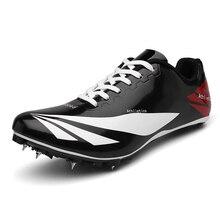 Обувь с шипами для трекинга, для тренировок на открытом воздухе, для спортивных гонок, мужские кроссовки для бега и похода, женская спортивная обувь, кроссовки, Размеры 35-45
