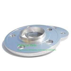Image 4 - 2pcs 10mm 15mm 20mm pcd 5x112 66.6mm 타이어 메르세데스 벤츠에 대 한 플랜지 자동차 휠 허브 스페이서를 확대