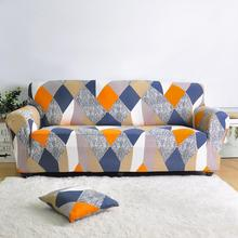 Elastic Sofa Cover for Living Room Couch  Protector 1/2/3/4 Seater