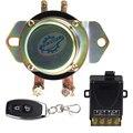 Электромагнитное фиксирующее реле для автомобильного аккумулятора, 100 а, 12 в