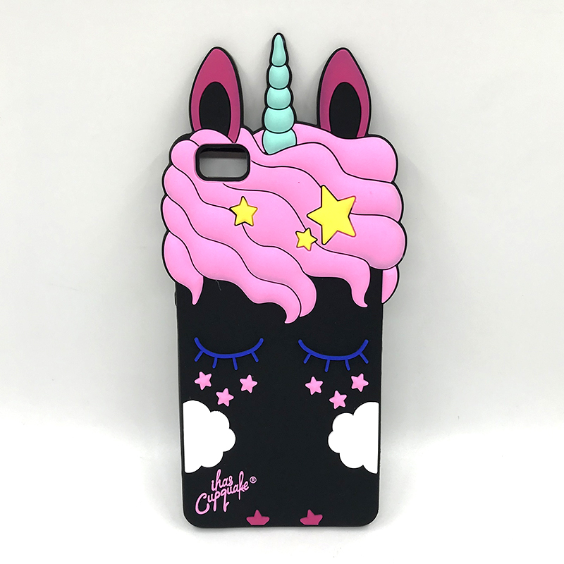 Silicon Case For Huawei P8 Lite Case Cover For Huawei P8 Lite 2016 ALE L21 Cute Cartoon Case Funda For Huawei P8 Lite 2015 Cover in Fitted Cases from Cellphones Telecommunications