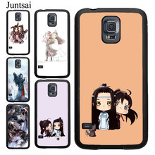 Juntsai The Untamed Lan Zhan Wei Ying Case For Samsung Galaxy S10 S8 S9 Plus S10e A50 A70 A10 A20 Note 10 9 8 S7 Edge(China)