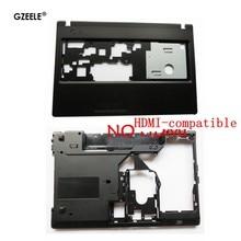 Novo portátil inferior base caso capa para lenovo g570 g575 g575gx g575ax sem hdmi-compatível ap0gm000a201/palmrest caso superior