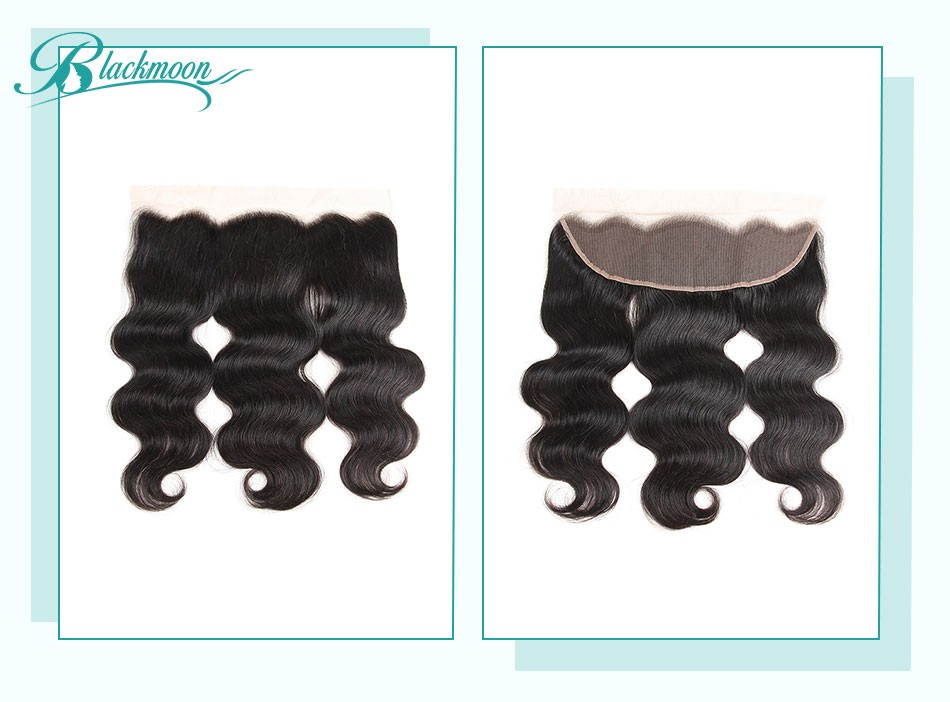 body wave hair weave bundles with frontal-3+13_03