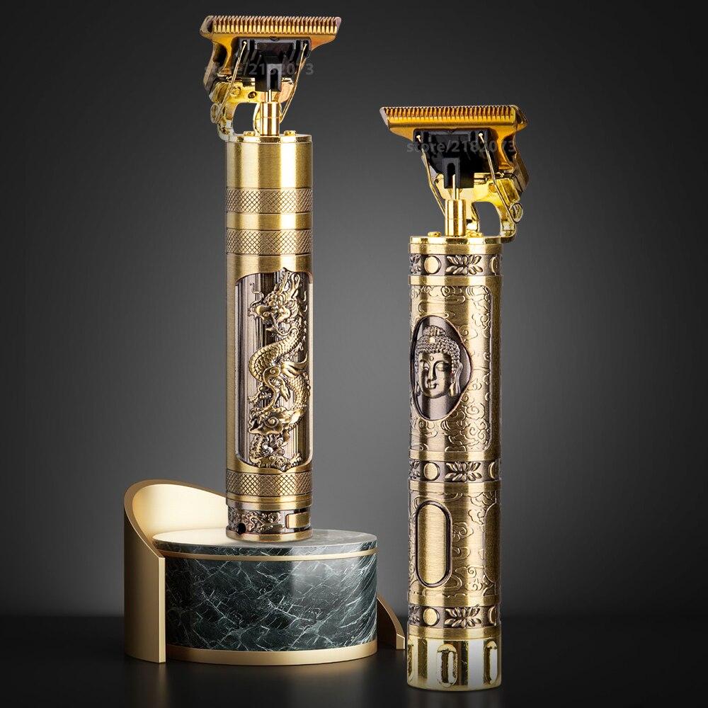 2021 новый триммер для волос, электрическая машинка для стрижки волос, профессиональная бритва, Парикмахерская Машинка для бороды 0 мм, Мужска...