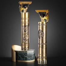 2021 novo aparador de cabelo elétrico máquina de cortar cabelo barbeador profissional barba barbeiro 0mm homens máquina de corte de cabelo para homens estilo