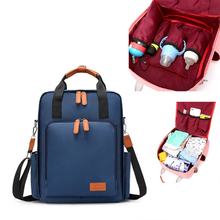 Fashion Mummy Maternity Nappy Bag  Large Capacity Nappy Bag Travel Backpack Nursing Bag for Baby Care Women Shoulder bag fashion large capacity multifunctional nappy bag mummy shoulder bag mother baby bag zipper closure 34 29cm tt168