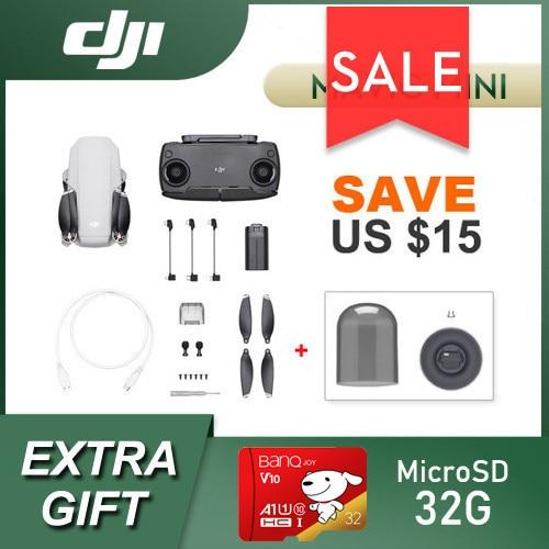 DJI Mavic Mini + 32G + Charging Base