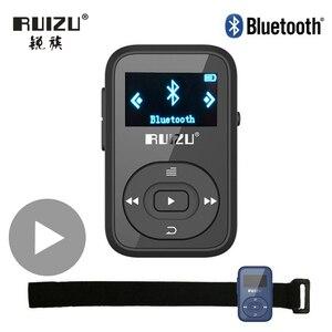 Ruizu LCD Sport Audio Mini Blu