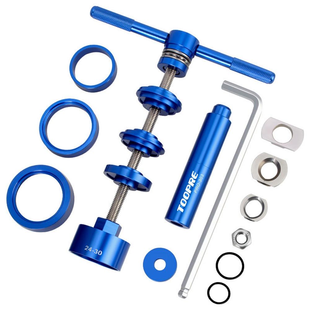 Bike Bottom Bracket Removal Press Installer Extractor Bicycle Hub Repair Tools