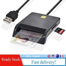 USB2.0 Multi-card Reader For SD Card TF SIM ID Mac OS/Windows/Vista/XP Hub Expansion Dock
