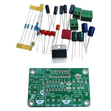 TDA7294 80W 100W Mono Audio AMP Amplifier Board DC30V-40V Kits Fit for TDA7293 Green(China)