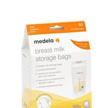 Medela breast milk storage bags 50 PCs conservation in little space