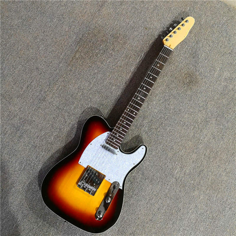 Customized professional performance grade electric guitar, six-string Taylor guitar, can be made according to the picture