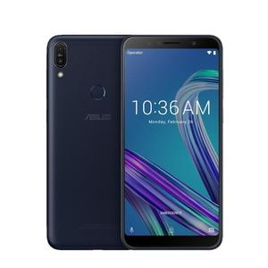 Image 5 - ASUS ZenFone Max Pro M1 ZB602KL küresel sürüm 3GB RAM 32GB ROM 6.0 inç Snapdragon 636 Android 8.1 16MP yüz kimliği akıllı telefon
