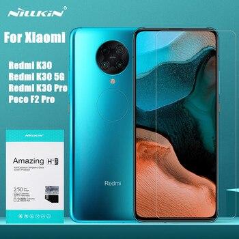 Nillkin 9H / H+PRO 2.5D Tempered Glass Screen Protector for Xiaomi Poco F2 Redmi K30 Pro / K30 5G Nilkin Glass