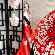 купить Cataleya BJD doll 1/3 1/4 BJD Chinese style doll clothes free shipping Doll Accessories онлайн