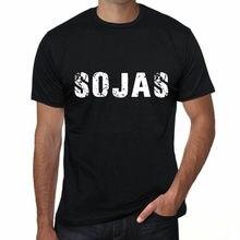 Camiseta de moda de algodão dos homens do presente de aniversário preto