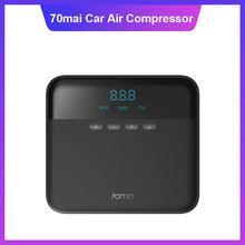 מקורי 70mai אוויר מדחס לייט מהיר מתנפח משאבת צמיג Inflator 12V נייד חשמלי דיגיטלי אוויר רכב אופנועים