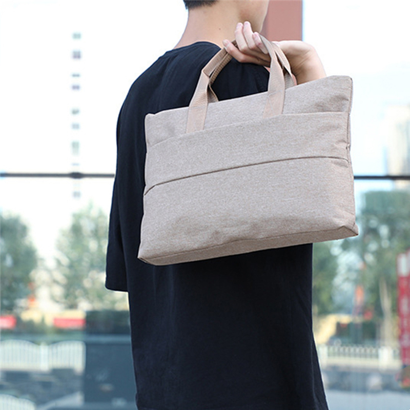 Laptop Sleeve Bag Handbag Briefcase For Apple Dell Toshiba Portable Notebook Tablet Bag Fashion Lightweight Briefcase