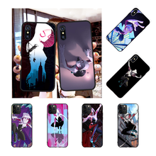 PENGHUWAN Marvel Spider Gwen Man Anime Coque Shell Phone Case for iPhone 11 pro XS MAX 8 7 6 6S Plus X 5S SE XR case(China)