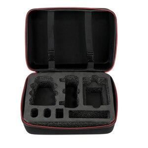 Image 2 - Mavic حقيبة صغيرة المحمولة حقيبة حقيبة التخزين صندوق حقيبة يد ل dji mavic صغيرة ملحقات طائرة بدون طيار