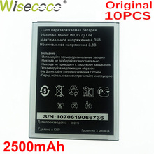 WISECOCO 2500mAh inoi2 Battery For INOI 2 / LITE CellPhone In Stock Latest Production High Quality NEW Battery+Tracking Number