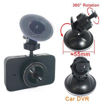 Auto Car Dvrs Mount Holder for Xiao Car DVR Holder Universal Suction Cup Car Video Recorder Bracket GPS Holder image