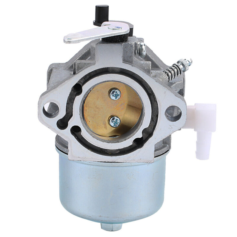 Lawn Mower Carburetor Kit Replacement 691886 Gasket Spark Plug Oil Pipe