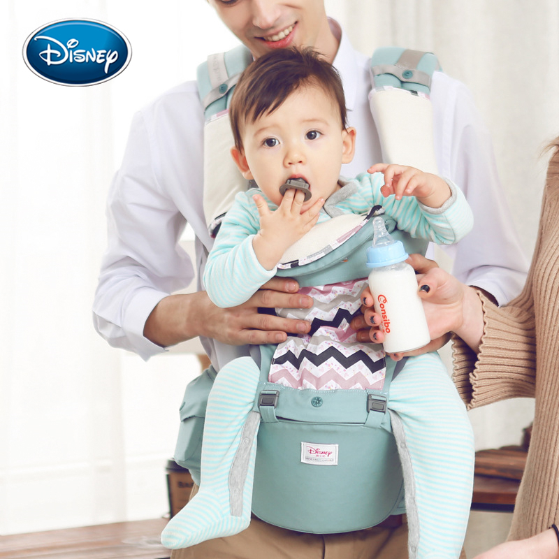 Diney New Bethbear 0-36 Months Baby Carrier Adjustable Hip Seat Newborn Waist Stool Baby Carrier Infant Sling Backpack