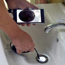 3 في 1 7 مللي متر كاميرا المنظار أندرويد IP67 كاميرا مضادة للماء التفتيش Borescope مع 6 أضواء led للأندرويد سامسونج PC Type C