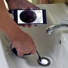 3 w 1 7mm Android kamera endoskopowa IP67 wodoodporny boroskop inspekcyjny z 6 diodami led dla androida Samsung PC type c