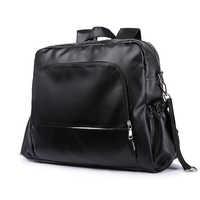Idealna duża torba na pieluchy plecak Deluxe wielofunkcyjna wodoodporna stylowa torba podróżna z paskami spacerowymi na pieluchy