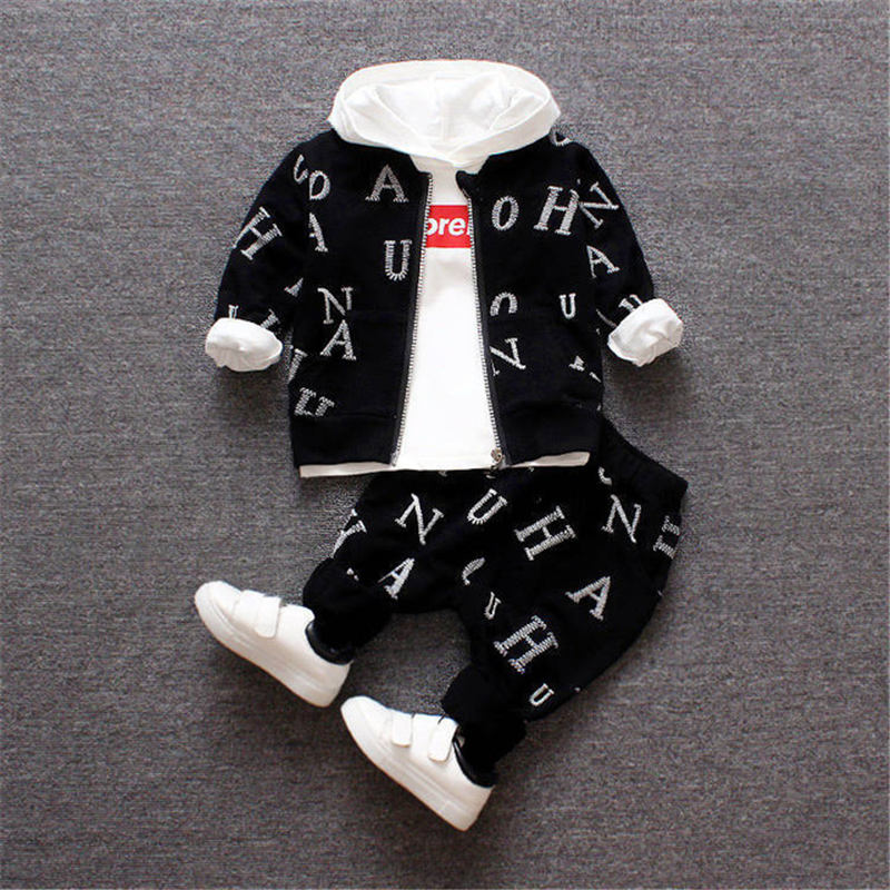 BibiCola Baby Boys Formal Clothing Sets Spring children Suit For Boys Toddler Toddler title=