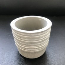 Spiral Striation Design Silicone Clay Mold Creative Home Decoration Pot Mould Concrete Cement Molds